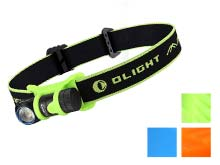 Olight Replacement Headband for the H1 and H1R Headlamp - Orange