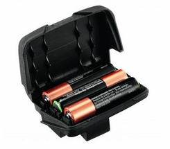 Petzl Backup Battery Compartment for 3 x AAA/LR03s - Works with NiMH, Alkaline and Li-ion (E92300)