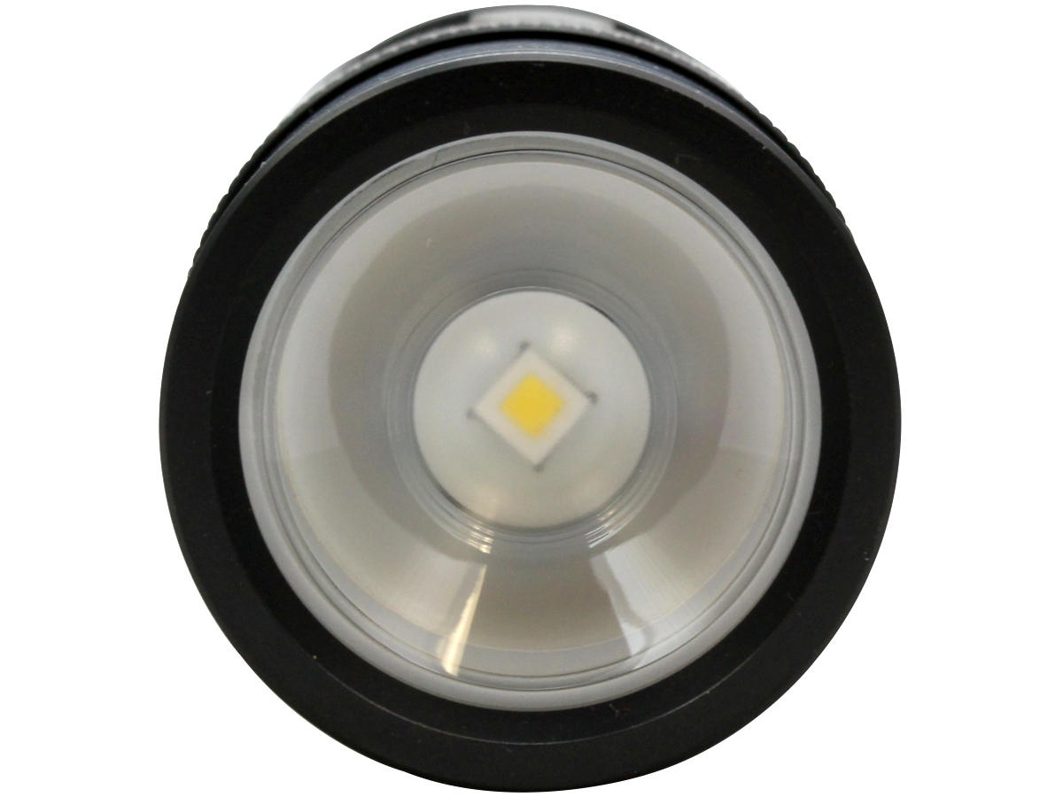 LED of the Fenix FD45 While In Spotlight Mode