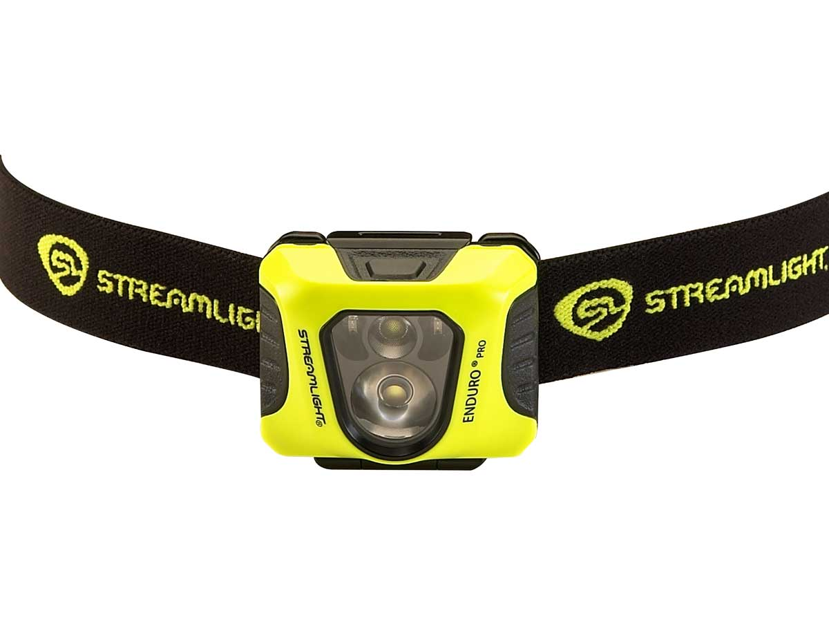 Elastic strap option for the hands-free light