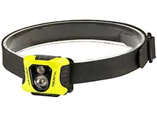 Streamlight Enduro Pro Ultra Compact Headlamp - 2 x C4 LEDs and 2 x Red LEDs - 200 Lumens - Includes 3 x AAA Alkaline Batteries - Various Package Options