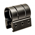 Powertac STRAIGHT-MT Weapon Mount for Universal or Picatinny Rail - Fits the Cadet, E5, E5R, E9, E9R, and Warrior