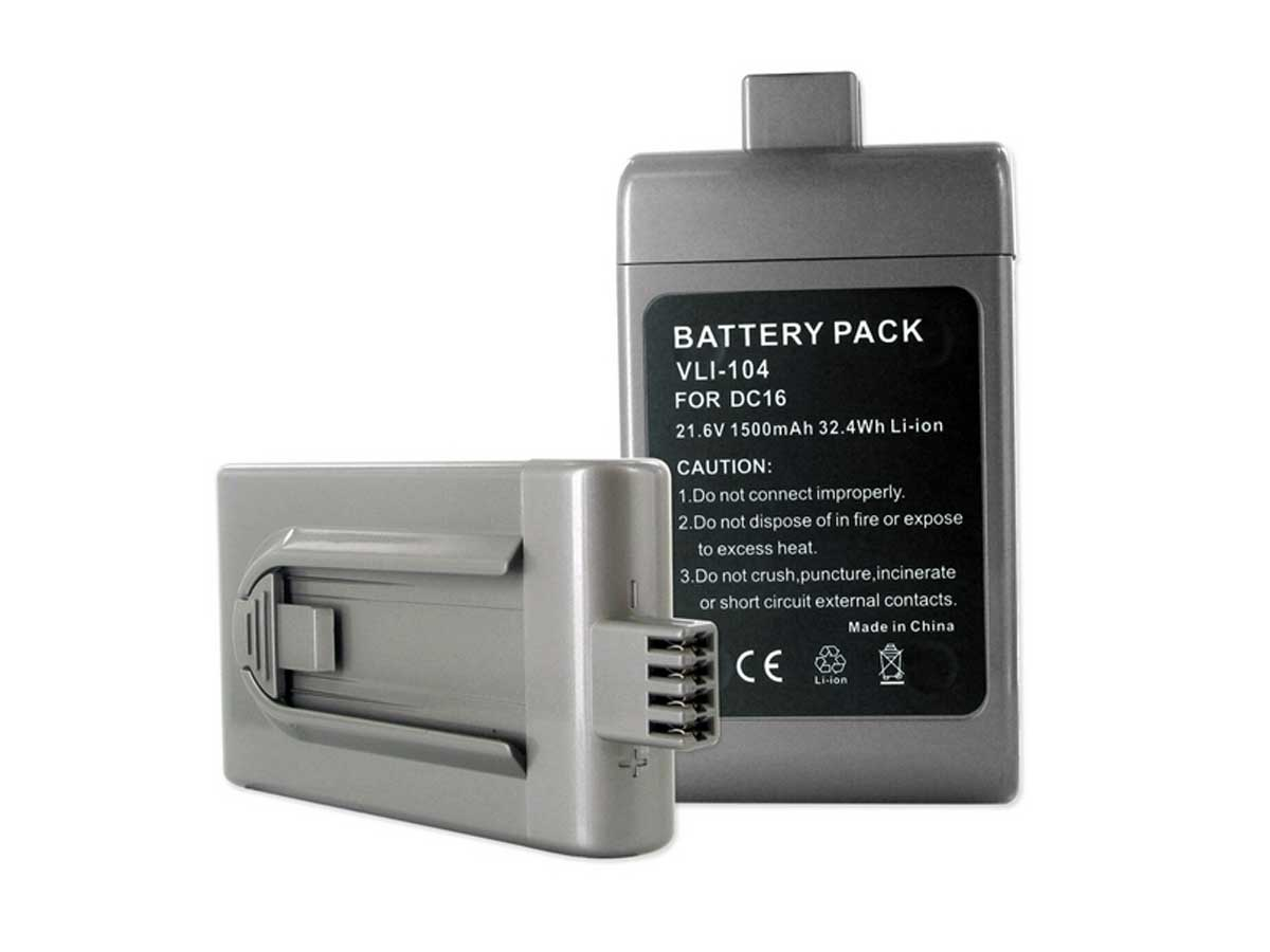 Empire VLI-104 Dyson DC16 Vacuum Replacement Battery
