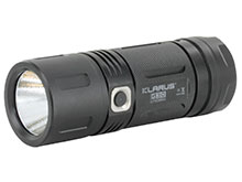 Klarus G30 Dual Switch Flashlight - CREE MT G2 LED - 2450 Lumens - Uses 3 x 18650s