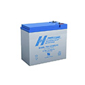 Power-Sonic AGM High Rate General Purpose PSH-12100 FR 10.5Ah 12V Rechargeable Sealed Lead Acid (SLA) Battery - F2 Terminal