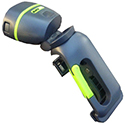 Blackfire Firefly LED Clamplight - 70 Lumens - Uses 3x AAA (included) - Dark Gray