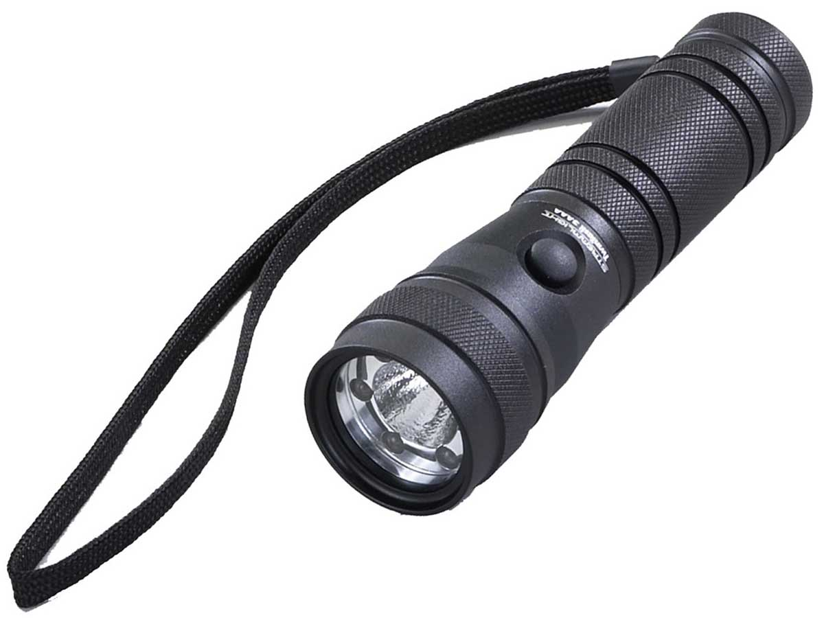 Angled Shot of Streamlight Twin-Task 3AAA