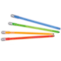 Cyalume 7.5-inch ChemLight FlexBands Flexible Band Light Sticks - Case of 36 - 12 Foil Packs of 3
