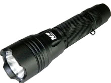 Smith and Wesson M&P 10 SW1010CMP Tactical Flashlight with CREE XML-U2 LED - 760 Lumens - Includes 2 x CR123A