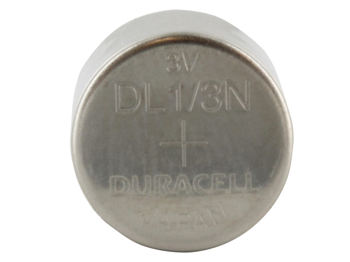 Duracell DL-1/3N Front