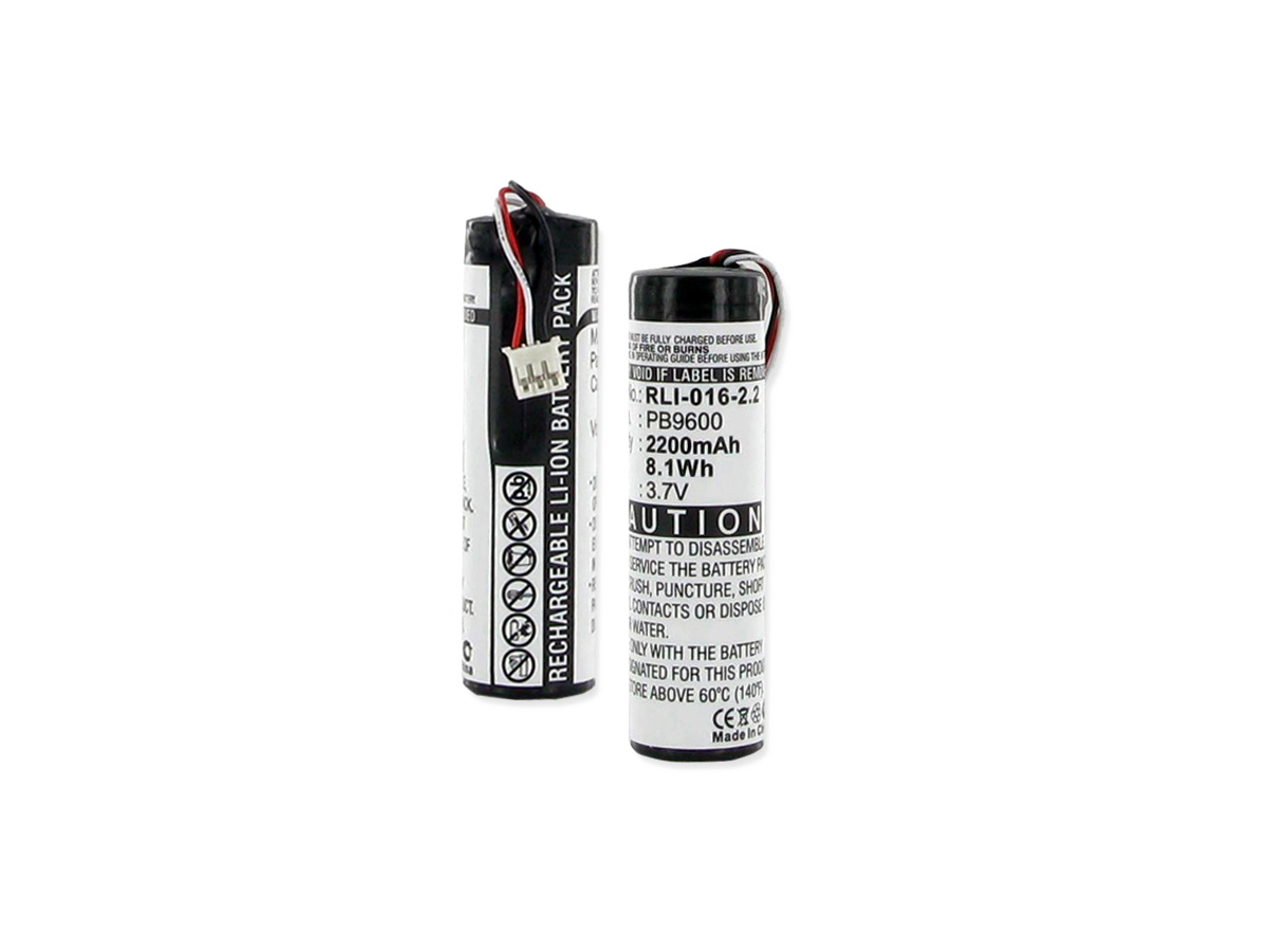 Remote control Li-Ion battery replacements