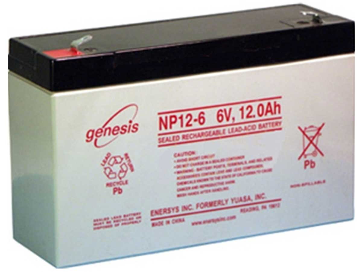 Enersys NP12-6 12A