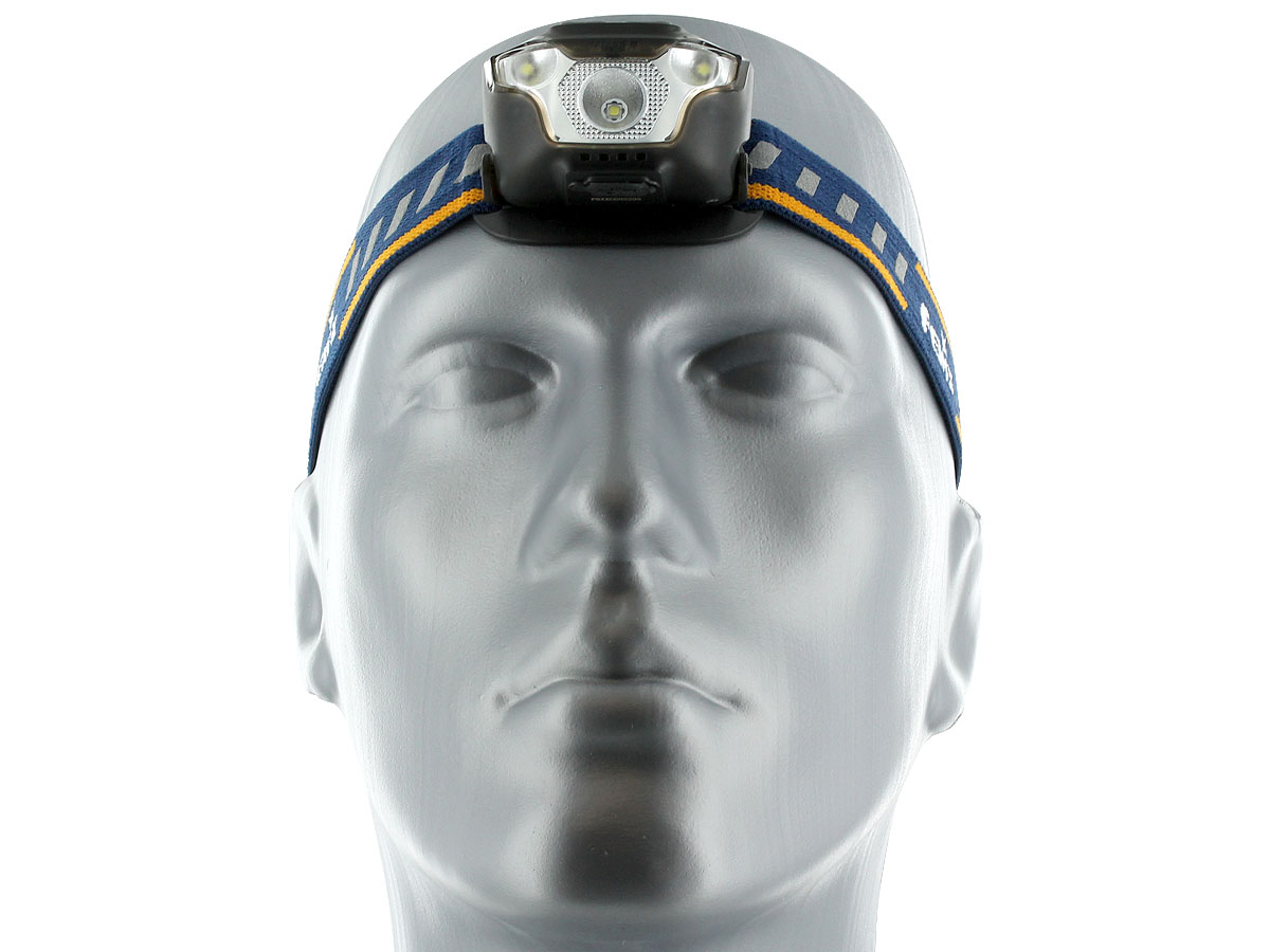 Fenix HL26R Headlamp with yellow head