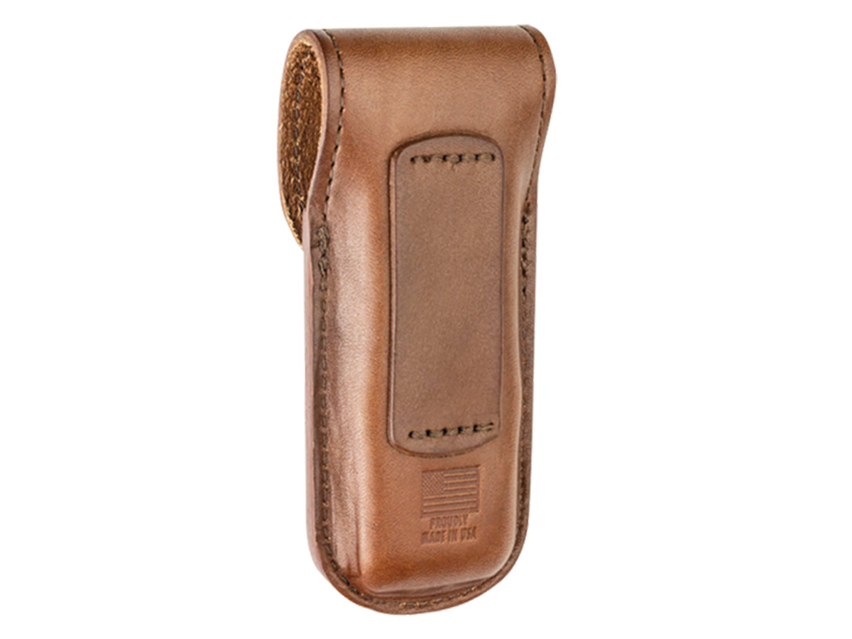 Leatherman Heritage Sheath view of back for product