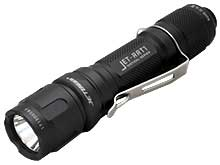 Jetbeam RRT1 Rapid Response Tactical Flashlight - SST40 N4 BC LED - 950 Lumens - Uses 1 x 18650 or 2 x CR123A