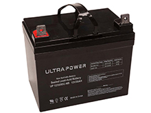 UltraPower UP12350NB 35Ah 12V Rechargeable Sealed Lead Acid (SLA) Battery - NB Terminal