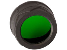 Nitecore 34mm Green Filter - Works with MT25, MT26, EA45S & EC25