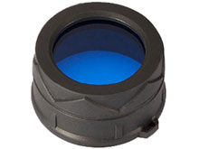 Nitecore 34mm Blue Filter - Works with MT25, MT26, EA45S & EC25