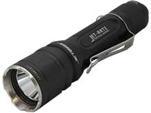 Jetbeam RRT2 Rapid Response Tactical Flashlight - SST40 N4 BC LED - 950 Lumens - Uses 1 x 18650 or 2 x CR123A