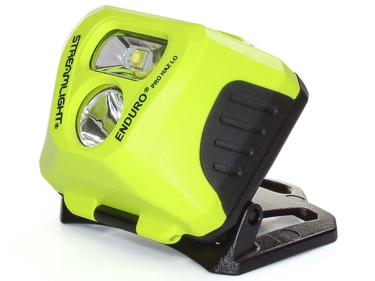 Streamlight Enduro Haz Lo Headlamp Tiltable