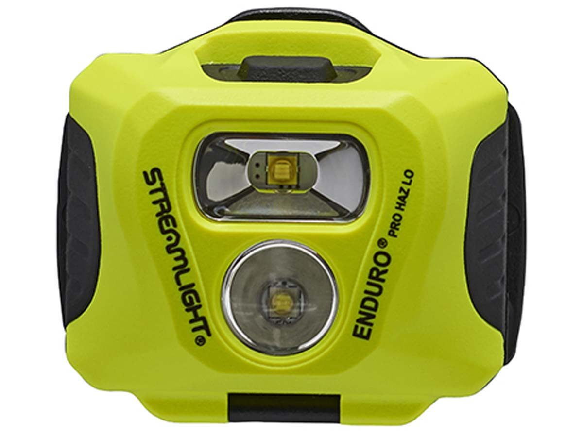 Streamlight Enduro Haz Lo Headlamp Yellow