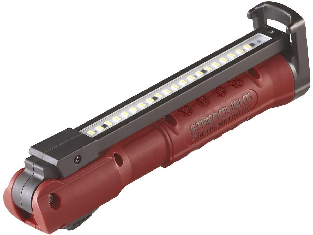 Closed Shot of the Streamlight Stinger Switchblade