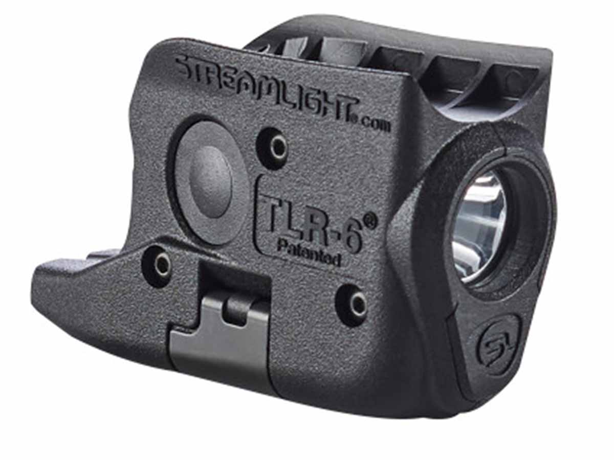 Streamlight TLR-6 right side angle