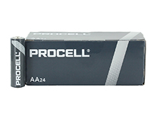 Duracell Procell PC1500 (24PK) AA 1.5V Alkaline Button Top Batteries - Contractor Pack of 24