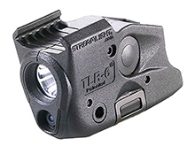 Streamlight TLR-6 Weapon Light Without Laser for Glock 42 and 43, Glock 26, 27, AND 33, M&P Shield, 1911, and Sig Sauer 365 - 100 Lumens - Includes 2 x CR1/3N (69280, 69282, 69283, 69289, 69284)