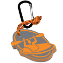 Ultimate Survival Technologies Kayaker Float - Buoyant Float with D-Shaped Carabiner (20-12110)