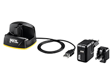 Petzl Wall charger for ACCU 2 DUO Z1 Rechargeable Battery (E080AA00)