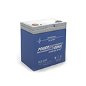 Power-Sonic Power-Gel DCG12-32 32Ah 12V Rechargeable Sealed Lead Acid (SLA) Battery - T6/U Terminal