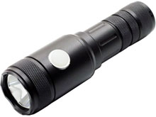 LumaPower Strive Slim Flashlight  - CREE XM-L2 LED - 830 Lumens - Uses 1 x 18650