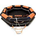Revere IBA Liferaft - 4 Person - Available in Valise or Fiberglass Container with Cradle