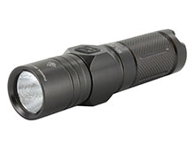 Klarus RS16 Upgraded USB Rechargeable Flashlight - CREE XP-L HI V3 LED - 500 Lumens - Uses 1 x 16340 (Included) or 1 x CR123A