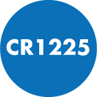 CR1225 Coin Cell Lithium Batteries