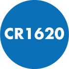 CR1620 Coin Cell Lithium Batteries