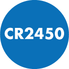 CR2450 Coin Cell Lithium Batteries
