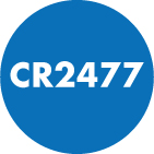 CR2477 Coin Cell Lithium Batteries