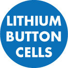 Lithium Button Cells CR 927 to CR2477