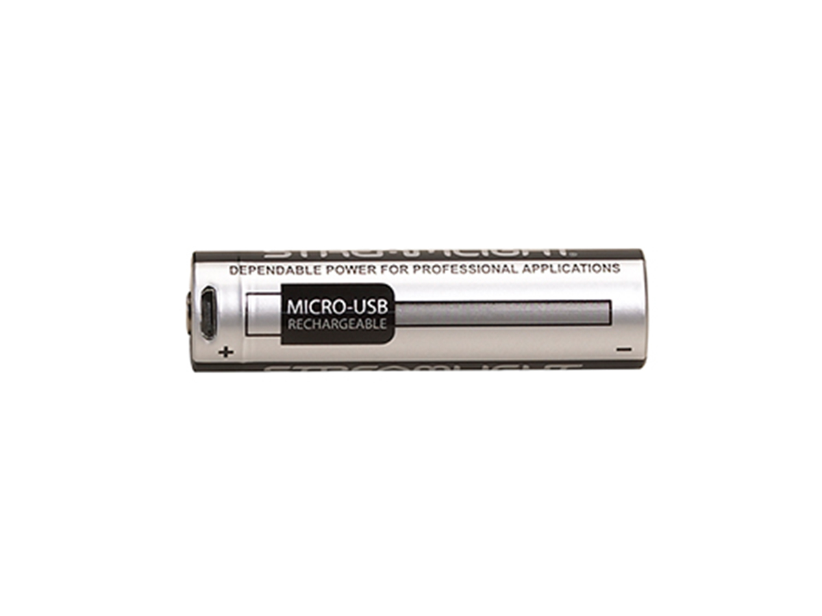 streamlight usb rechargeable 18650 battery