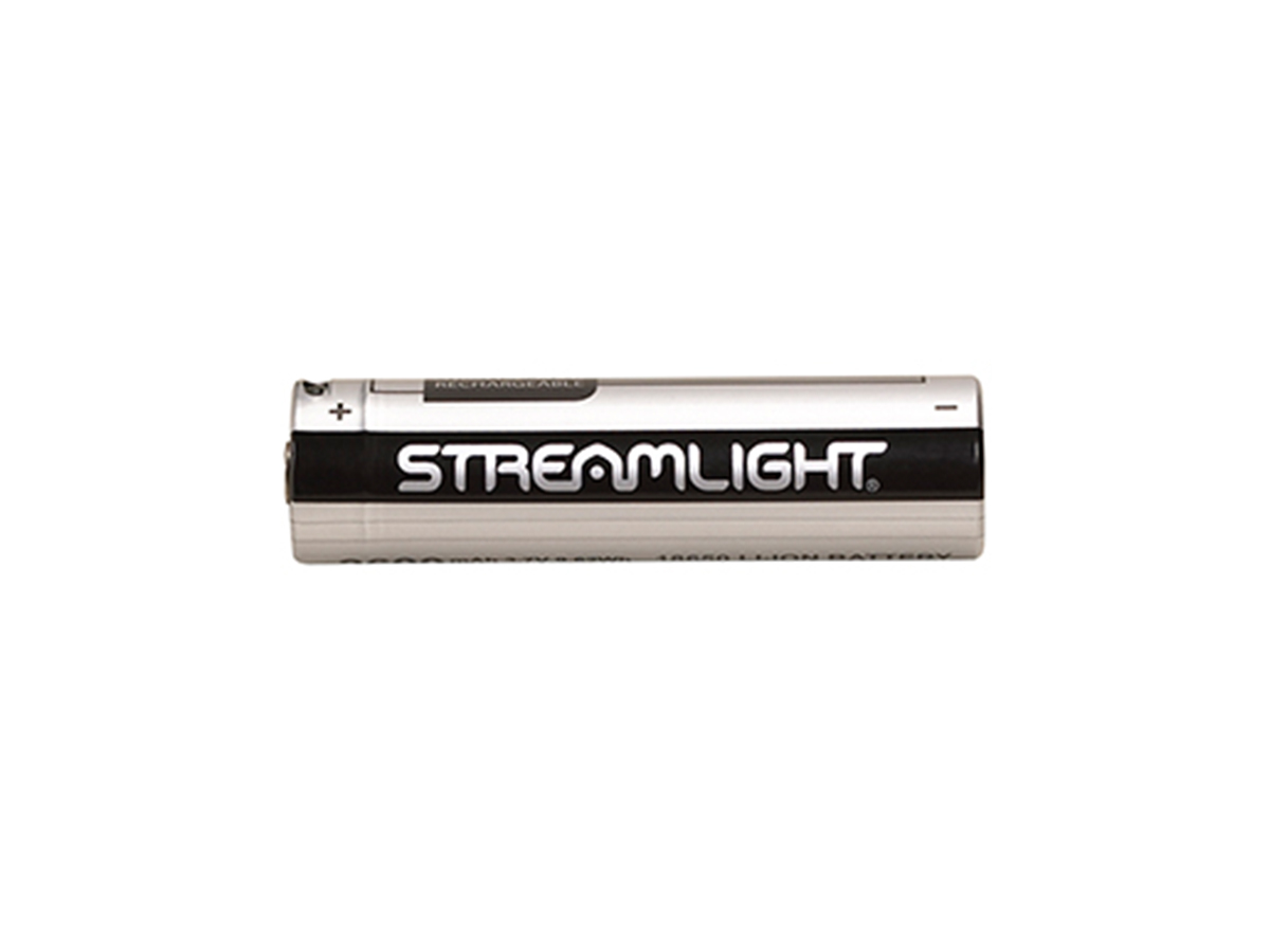 streamlight usb rechargeable 18650 battery label side up