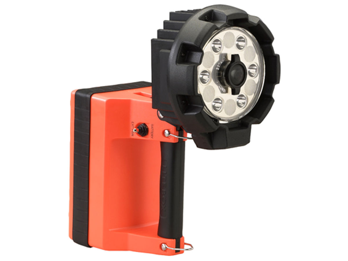 Streamlight E-Flood LiteBox HL Lantern has an Adjustable Design