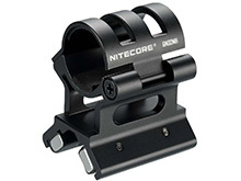 Nitecore GM02MH Magnetic Weapon Mount - Fits a Variety of Nitecore Flashlights