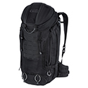 SOG Seraphim 35L CP1006 Backpack with Laptop and Hydration Sleeves (Bladder Sold Separate), MOLLE Front Patch - Black or Grey