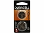 2 pack retail card for Duracell CR2016 coin cells