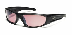 Smith Optics - HUDSON Tactical Sunglasses with Black Frames with Ignitor Lenses