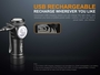 Fenix LD15R Right-Angled Rechargeable Flashlight alternate view 12