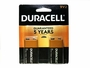Duracell Coppertop 9V battery in 2 piece retail card