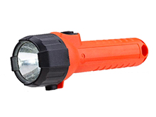 Energizer Intrinsically Safe 2AA LED Flashlight - 150 Lumens - Uses 2 x AA Batteries - Class 1, Div 1 Rated - ENISHH21E